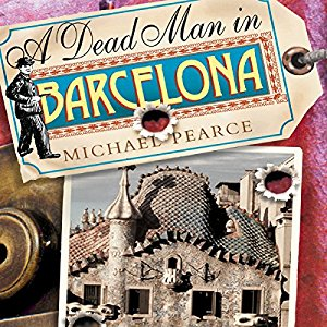 Image for A Dead Man in Barcelona - Unabridged Audio Book on CD